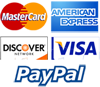 PayPal and Credit Cards
