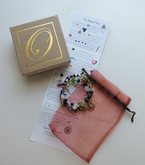 Opera Bracelets Packaging