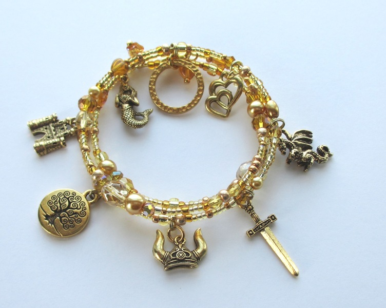 The Wagner's Ring Cycle Charm Bracelet